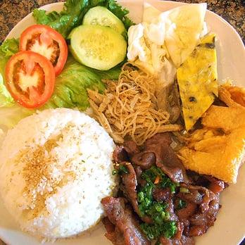 Vietnamese Restaurant Glendale Ca