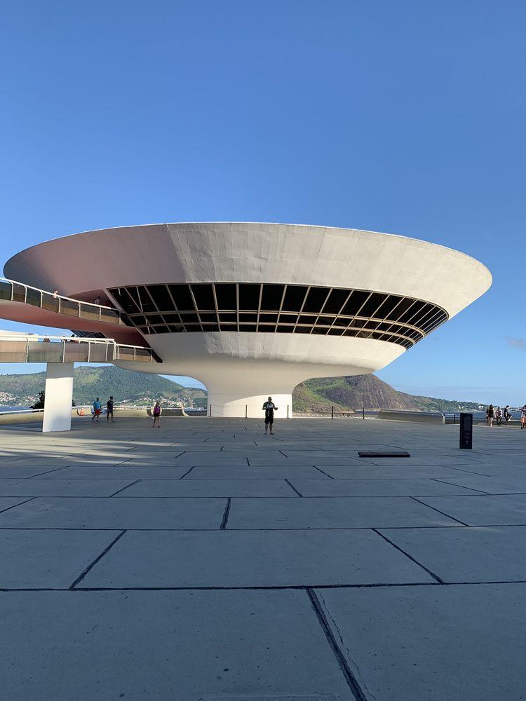 MAC - Museu de Arte Contemporânea de Niterói