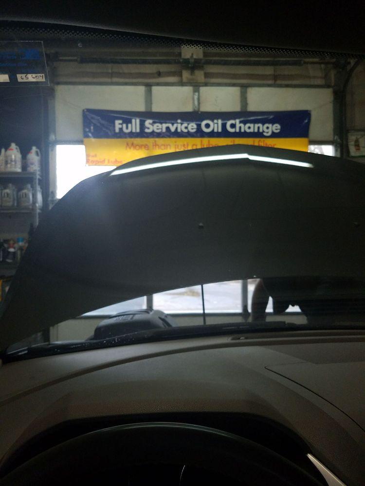 Cassidy's Qwik Lube & Car Wash: 9584 Red Arrow Hwy, Bridgman, MI