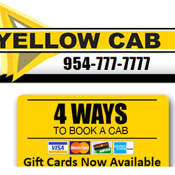 yellow cab broward taxi 1835 e hallandale beach blvd hallandale beach fl vereinigte. Black Bedroom Furniture Sets. Home Design Ideas