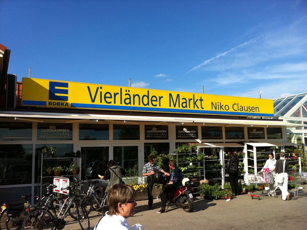 E Aktiv Markt Clausen Livsmedel Neuengammer Hausdeich