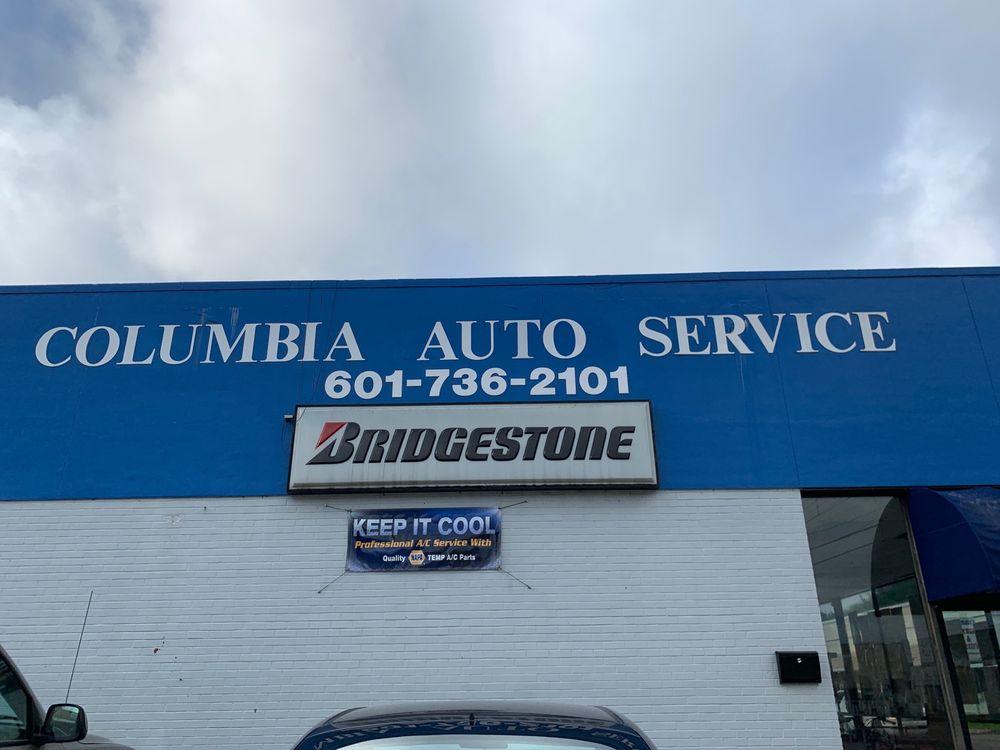 Columbia Auto Service: 504 S High School Ave, Columbia, MS