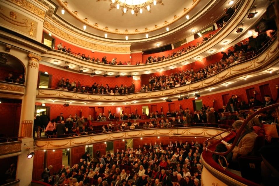 Théâtre de la Sinne - Tréteaux de Haute Alsace