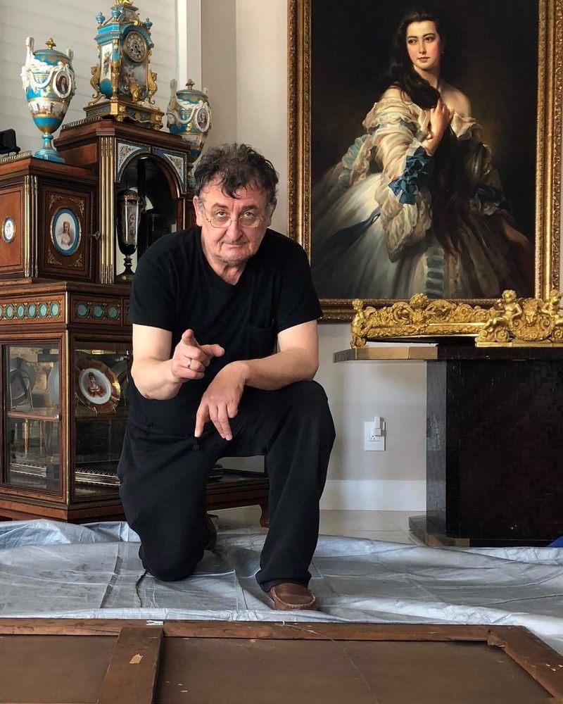 Art Conservation & Restoration Sergey Konstantinov: 10 King St, San Francisco, CA