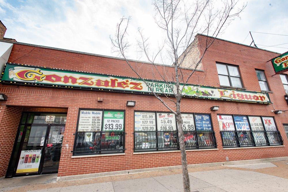Gonzalez Liquors: 4027 W 26th St, Chicago, IL