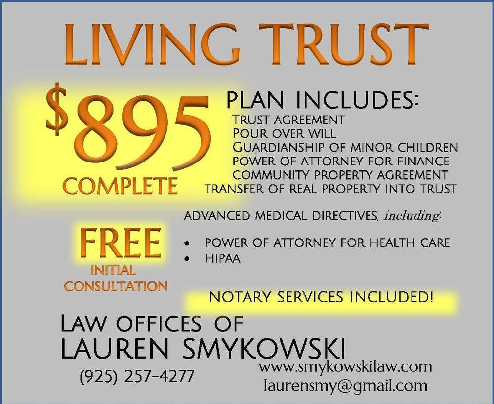 Law Offices of Lauren Smykowski: 1255 Treat Blvd, Walnut Creek, CA