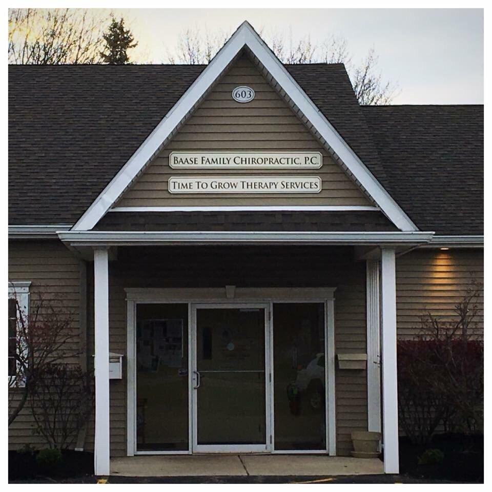 Baase Family Chiropractic: 603 Division St, North Tonawanda, NY