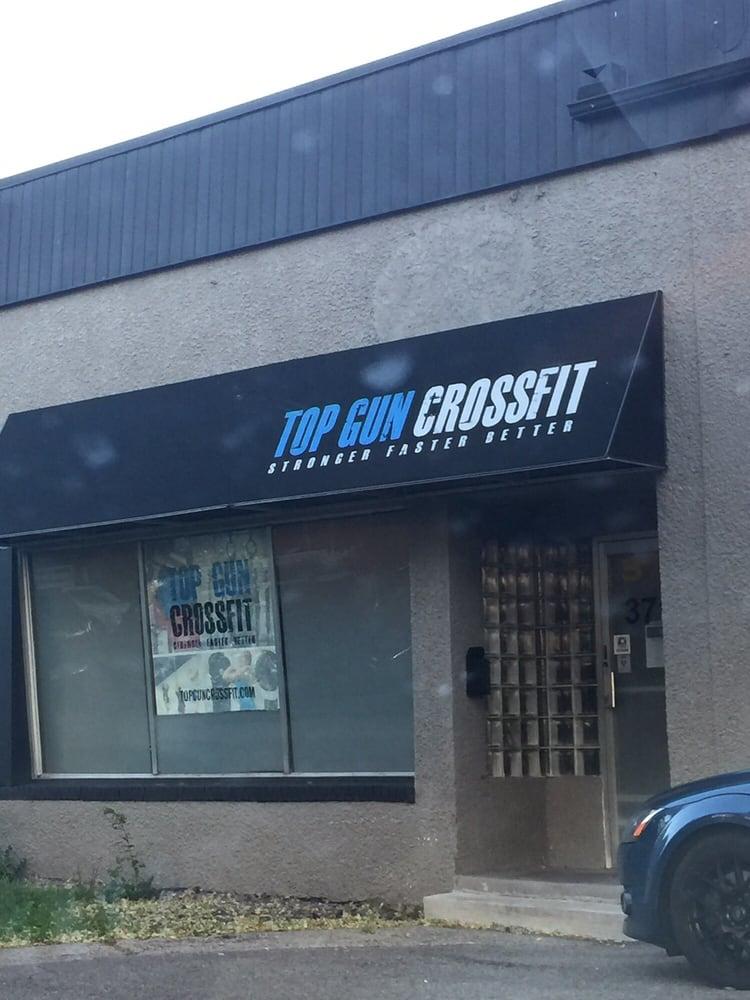 Top Gun Crossfit