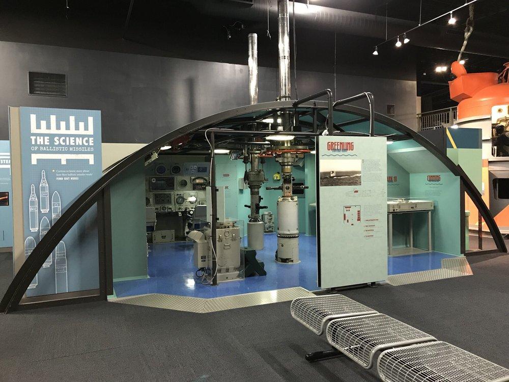 Naval Undersea Museum: 1 Garnett Way, Keyport, WA
