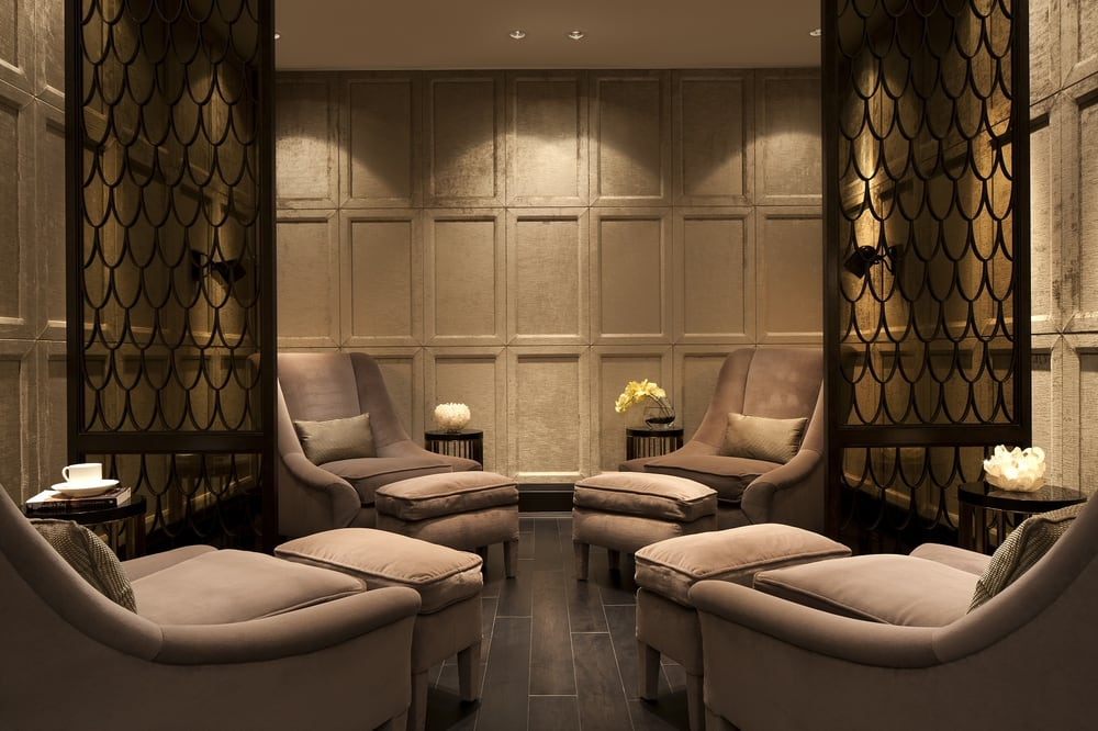 Sense a rosewood spa day spas downtown vancouver for A salon vancouver