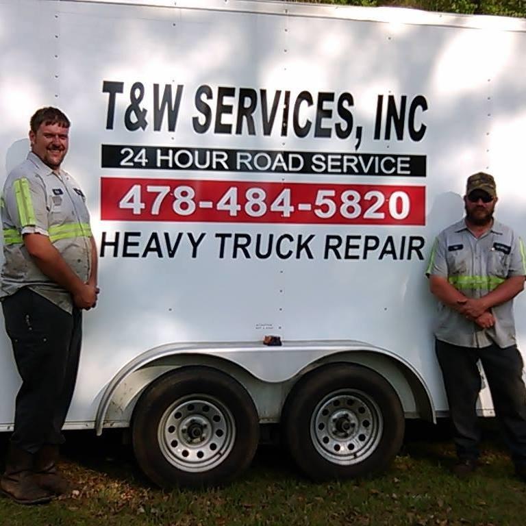 T&W Services: 138 Pinehill Rd, Dublin, GA