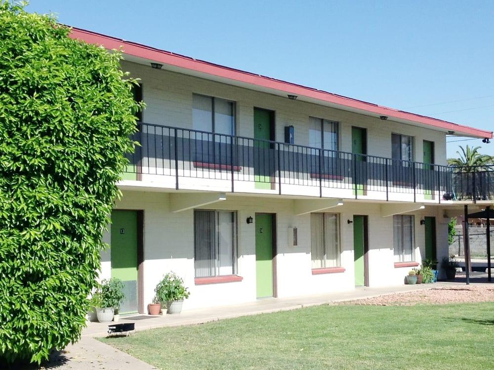 Urban Gardens Apartments: 740-756 E Portland St, Phoenix, AZ
