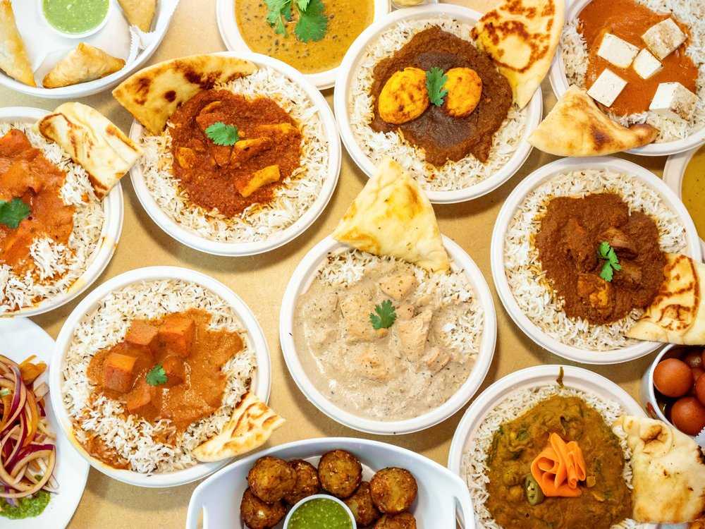 Curry In A Hurry: 8303 Maple St, Omaha, NE