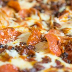 Not just delicious East Coast style pizza