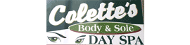 Colette's Body & Sole Day Spa: 102 W Pike St, Houston, PA