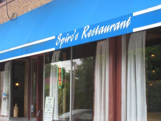 Spiro S Restaurant Natural Bridge