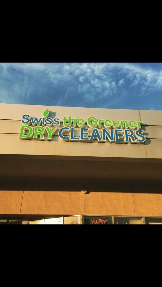 Swiss the Greener Dry Cleaners