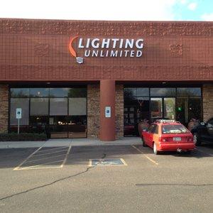 Lighting Unlimited Fixtures Equipment 15816 N