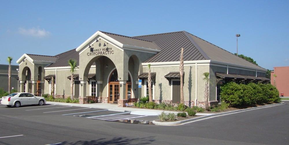 Family Health Chiropractic: 92 Village At Glynn Pl, Brunswick, GA