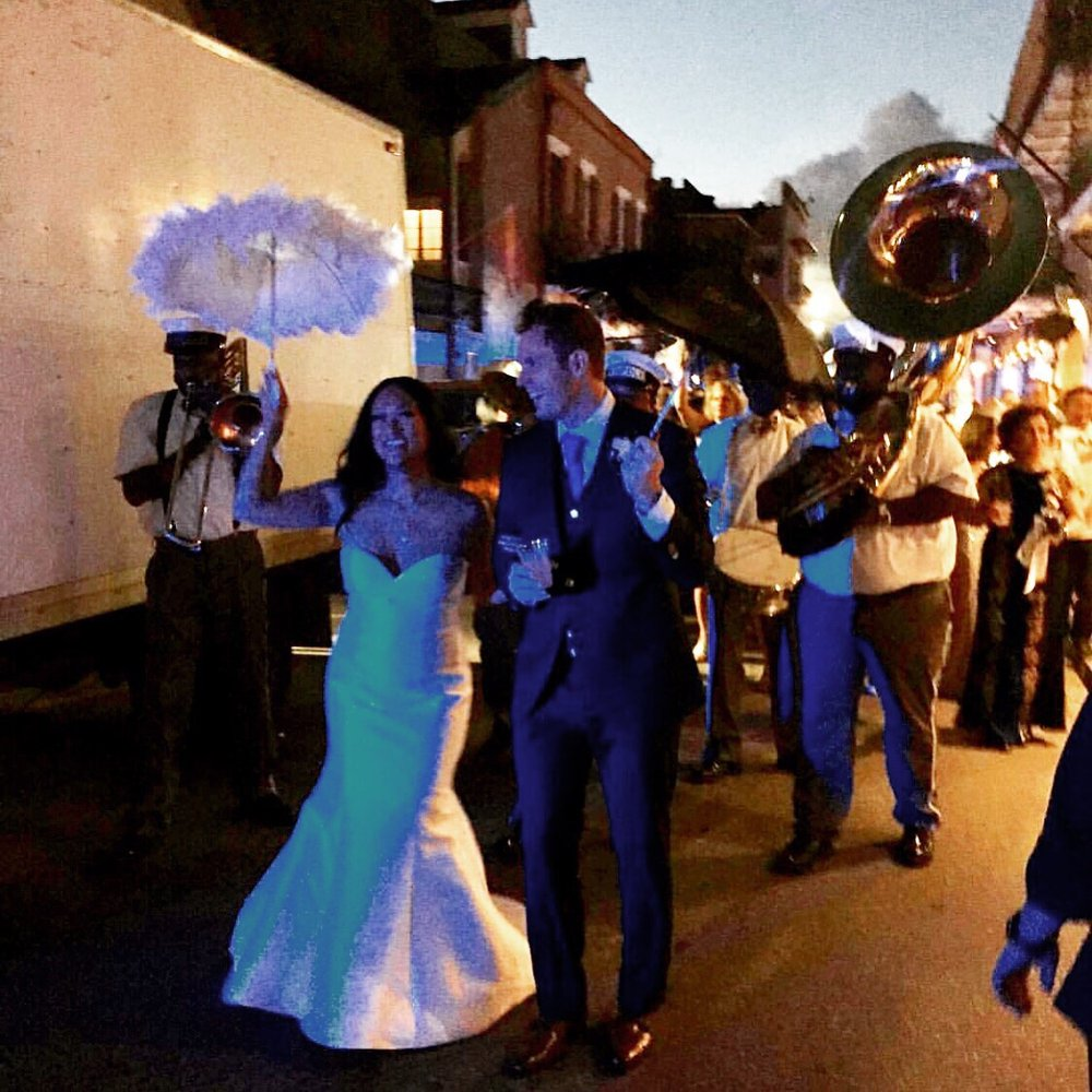 Unique Weddings in New Orleans