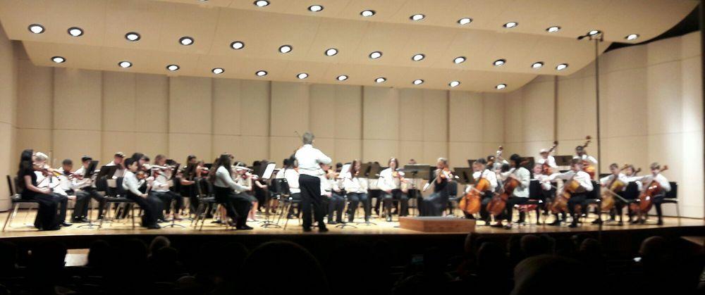 Oklahoma Youth Symphonies