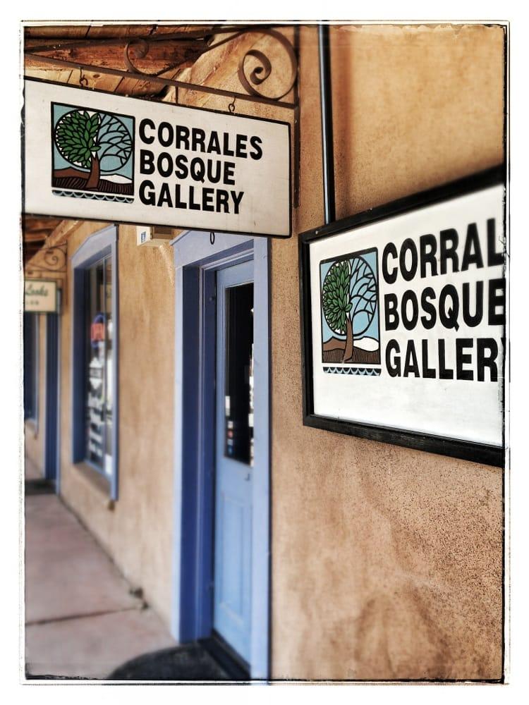 Corrales Bosque Gallery