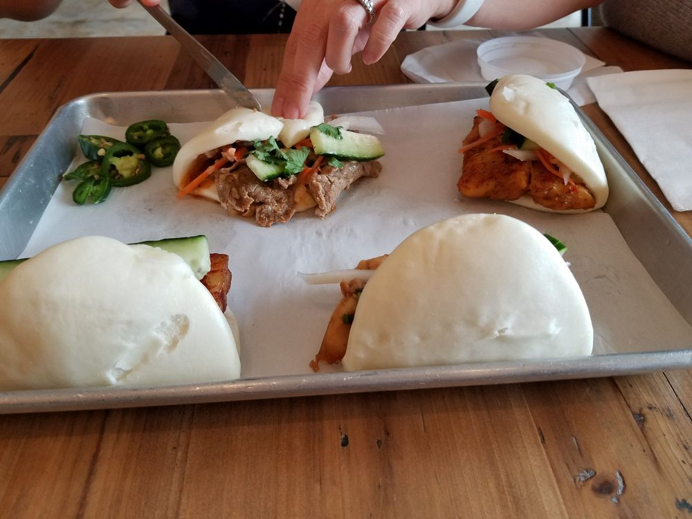 Food from Heo Eatery