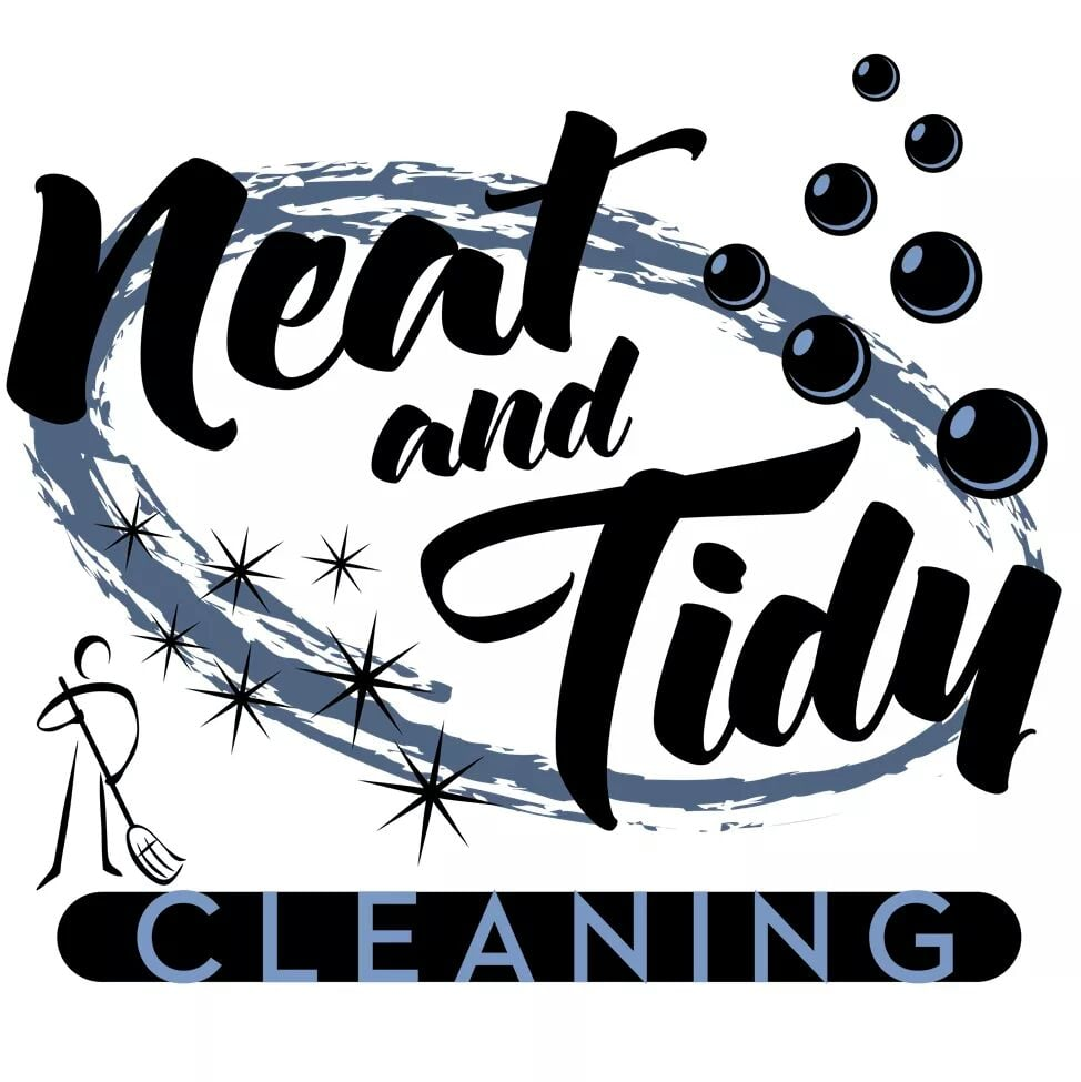 Neat And Tidy Cleaning Services New Logo 2015 Same Great