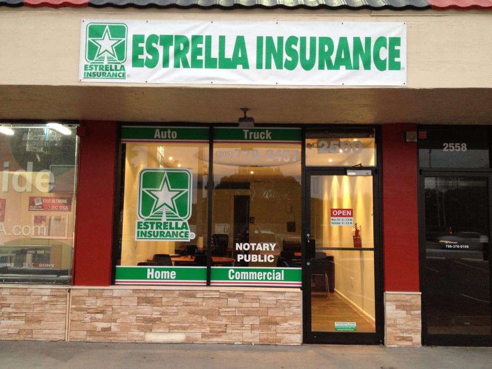 Estrella insurance insurance 2560 ne miami gardens dr aventura fl phone number yelp for Estrella insurance miami gardens
