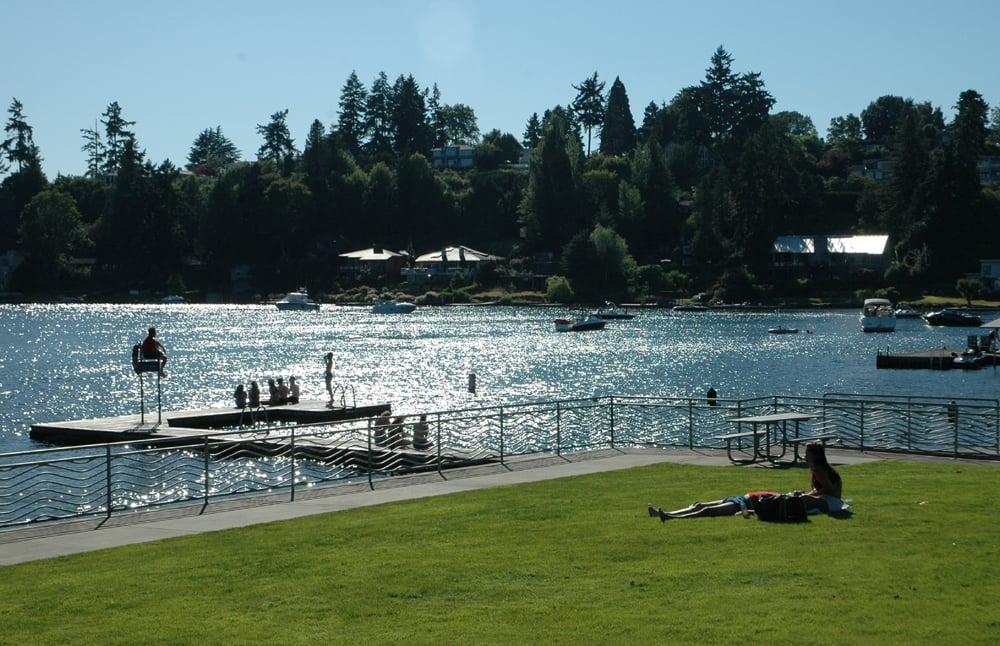 Clyde Beach Park Bellevue