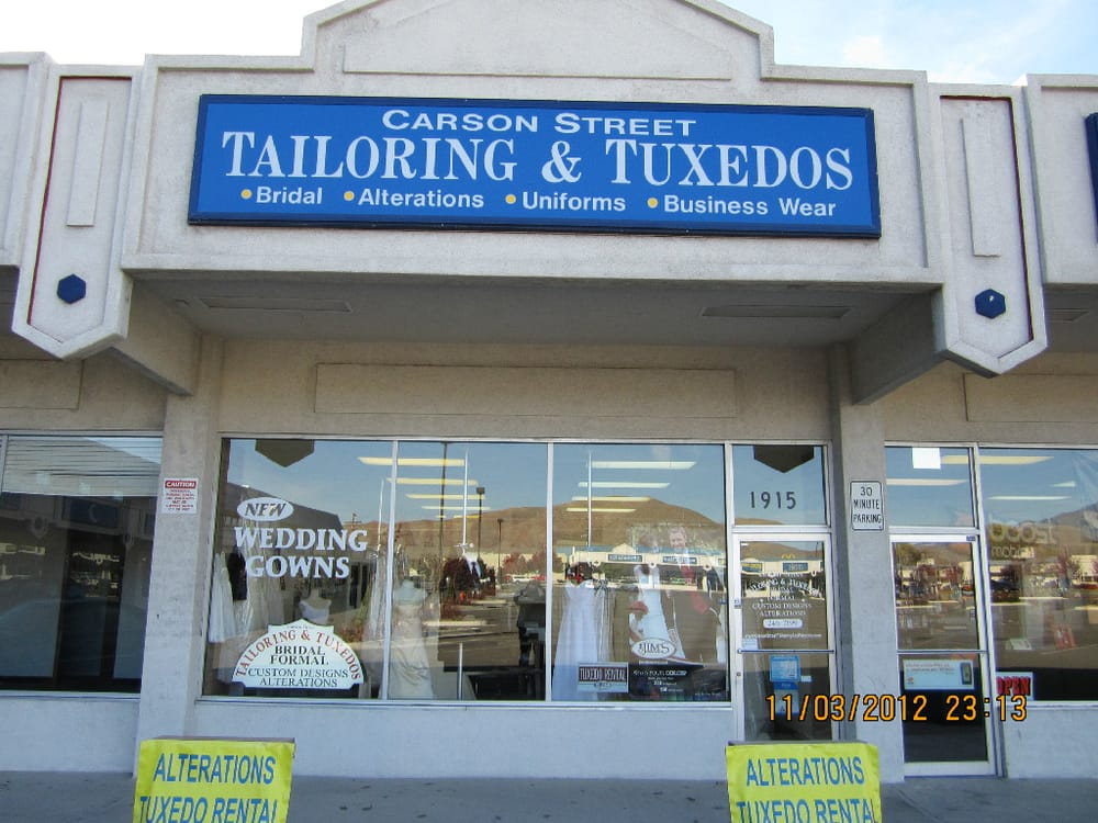 Carson Street Tailoring & Tuxedos