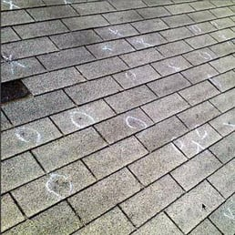 Captivating Photo Of Stockton Roofing LLC   Wellington, CO, United States. Hail Damage  Repair