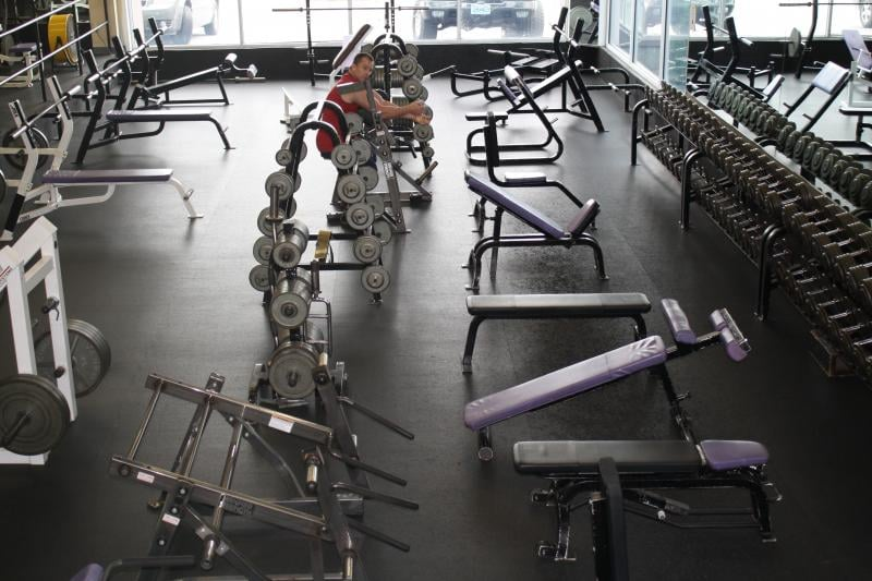 Total Body Fitness: 1506 Pkwy W, Festus, MO