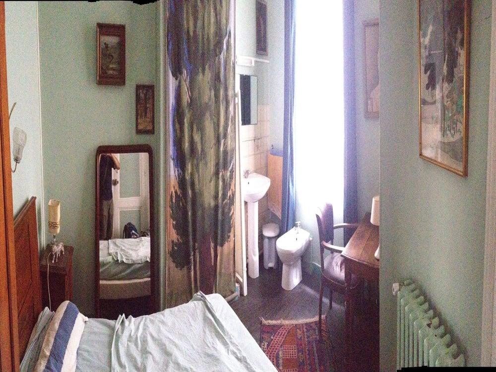H tel du pavillon hoteles 6 rue honor tessier h tel for Hotel rue lafaurie monbadon bordeaux