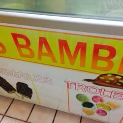 Helados Bambi Ice Cream Frozen Yogurt Nogal 112 Monterrey
