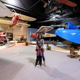 Cradle of aviation video game exhibit california