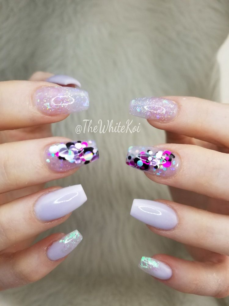 A variety of different styles and nail art designs to fit any client ...