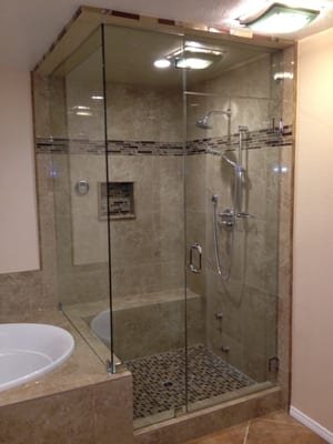Bathroom Shower Door Repair Near Me