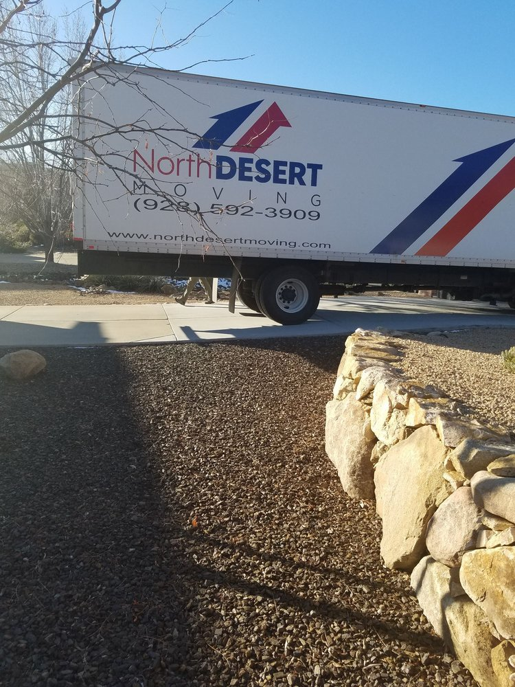 North Desert Moving