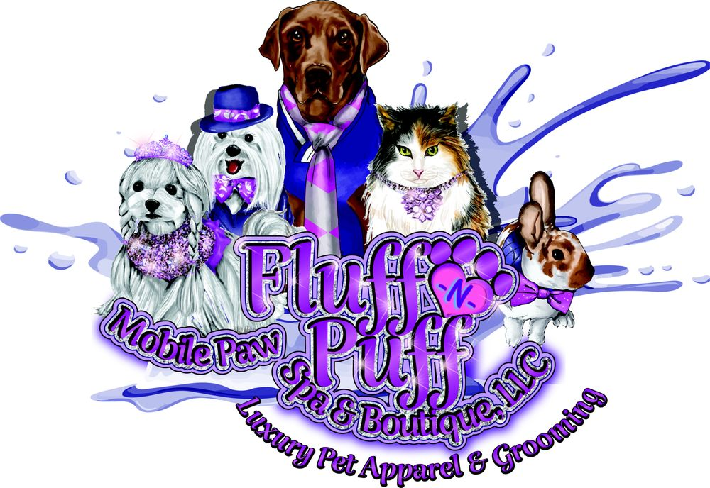 Fluff-N-Puff Mobile Paw Spa & Boutique: Bella Vista, AR