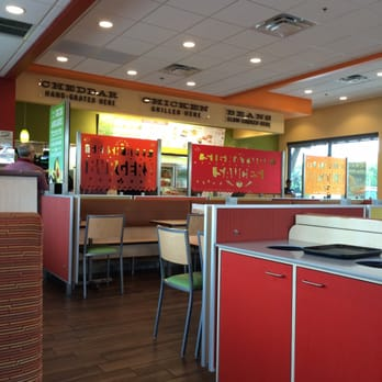 Photo Of Del Taco   Milton, GA, United States. Interior Part 41