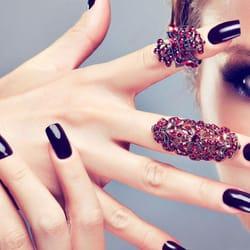 Phoenix Dazzle Nails