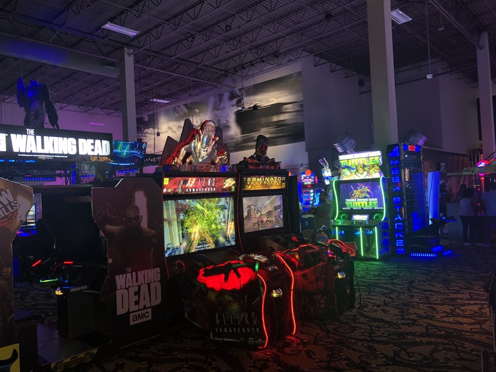 Andretti Indoor Karting and Games - Orlando: 9299 Universal Blvd, Orlando, FL