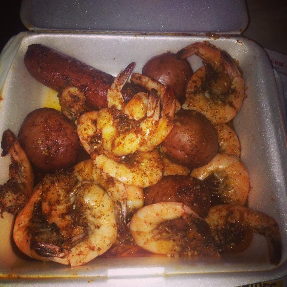 1 lb peeled shrimp yelp for Mel s fish shack