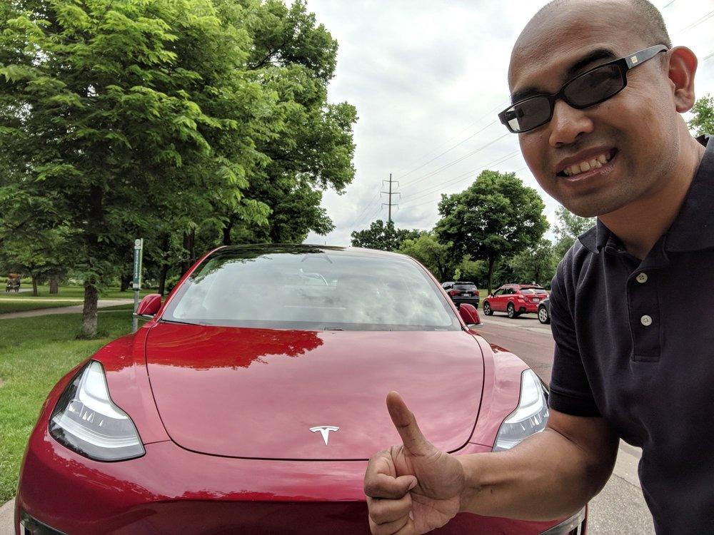 Trevls Tesla Rentals
