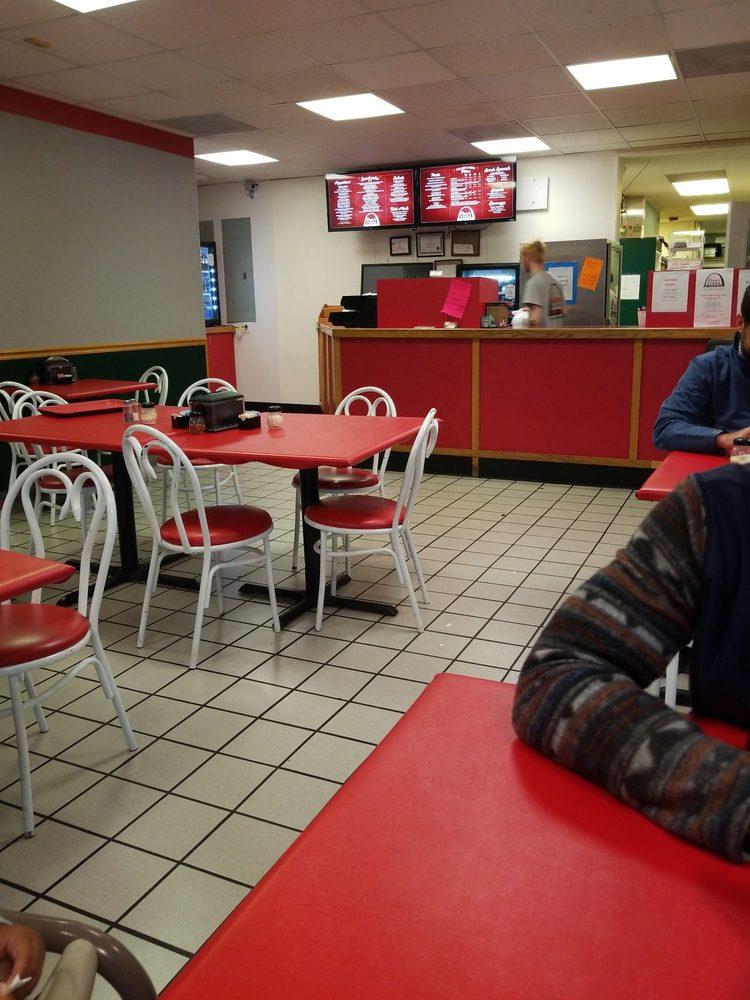 Reavis Pizza: 9163 Reavis Barracks Rd, St Louis, MO
