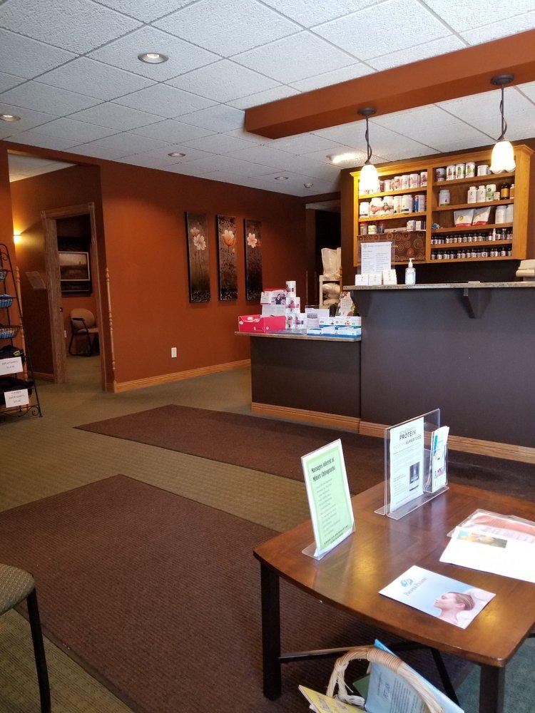 Minser Chiropractic Clinic: 203 Park Ave S, Saint Cloud, MN