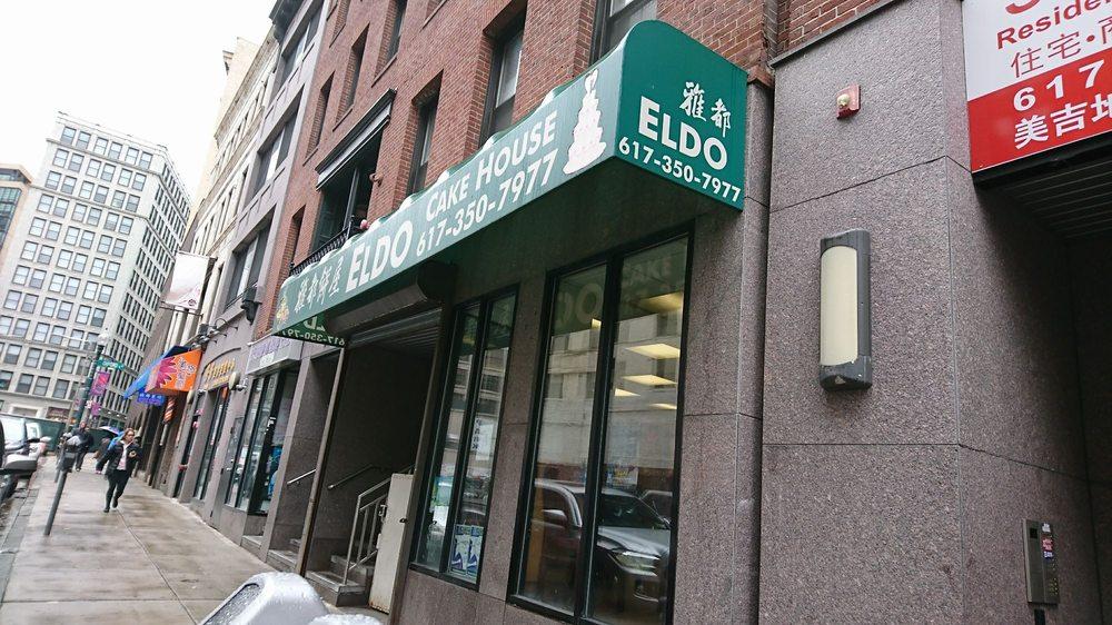 Eldo Cake House