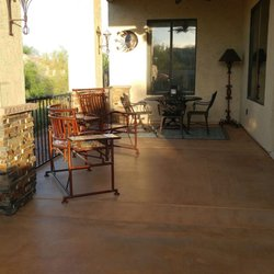 V Stained Concrete 21 Photos 12 Reviews Masonry 6501 E Greenway Pkwy Scottsdale Az Phone Number Yelp