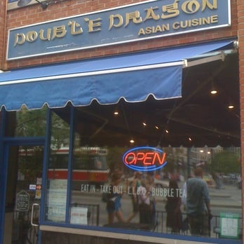 Double dragon asian cuisine closed chinese 147 for Asian cuisine toronto